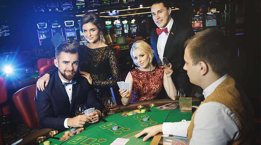 Онлайн игры в казино